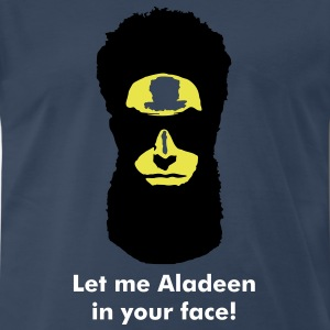 Let me Aladeen! - Men's Premium T-Shirt