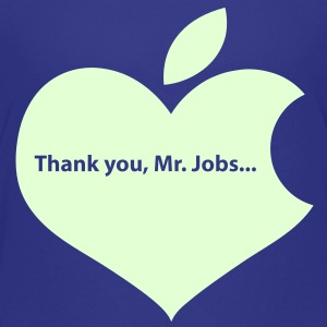 THANK YOU MR JOBS Kids' Shirts - Kids' Premium T-Shirt