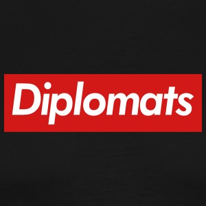 Diplomats Reigns Supreme - Men's Premium T-Shirt
