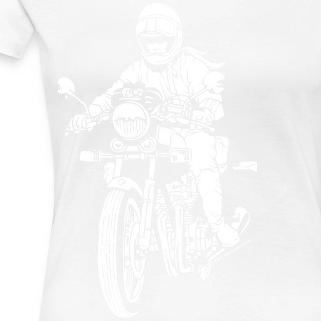 Motorcycle Rider Plus