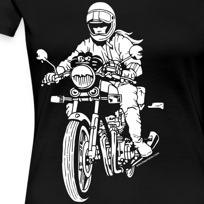 Motorcycle Rider Plus