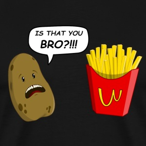 potato T-Shirts - Men's Premium T-Shirt