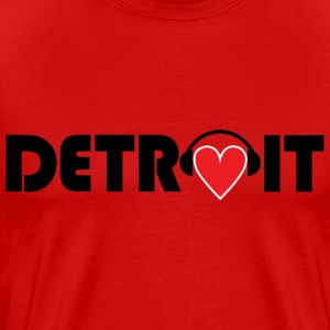 Detroit Music - Men's Premium T-Shirt
