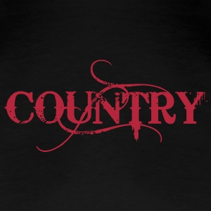 Country Women's T-Shirts - Women's Premium T-Shirt