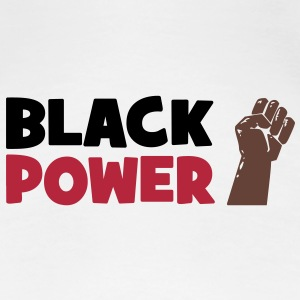 Black Power ! Women's T-Shirts - Women's Premium T-Shirt