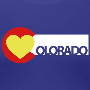 Love Colorado Women's T-Shirts - Women's Premium T-Shirt