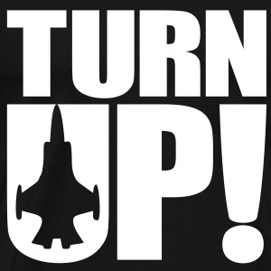 Turn up T-Shirts - Men's Premium T-Shirt