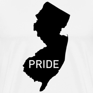 New Jersey Pride T-shirt - Men's Premium T-Shirt
