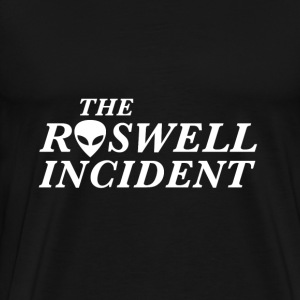 The Roswell Incident - Men's Premium T-Shirt