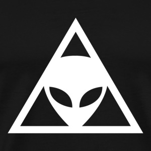 The Alien Conspiracy - Men's Premium T-Shirt