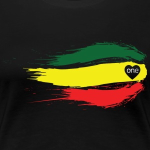 One Love - Women's Premium T-Shirt