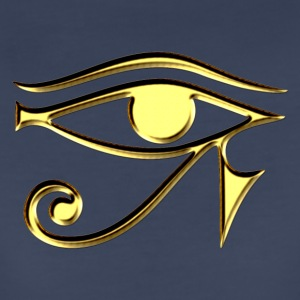 Eye of Horus - symbol protection & healing I Women's T-Shirts - Women's Premium T-Shirt