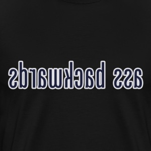 Backwards - Men's Premium T-Shirt
