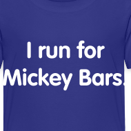 Design ~ Mickey Bar (Toddlers)