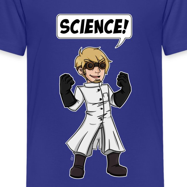 Kid's Science Tee