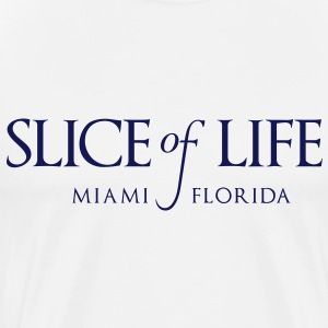 Slice of life - Men's Premium T-Shirt