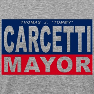 Carcetti Mayor - Men's Premium T-Shirt