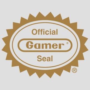 Gold Gamer Seal