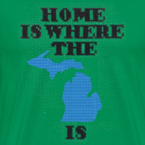 Home Is... T-Shirts - Men's Premium T-Shirt