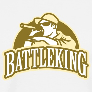 BattlekinG MC 3c T-Shirts - Men's Premium T-Shirt