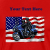 Men's Premium T Front FlagVulVoy Custom - Men's Premium T-Shirt