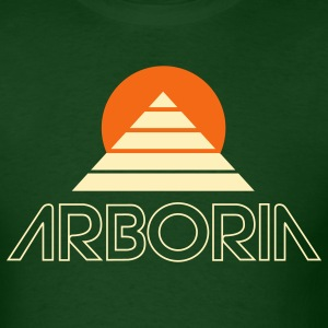 Beyond the Black Rainbow: Arboria - Men's T-Shirt