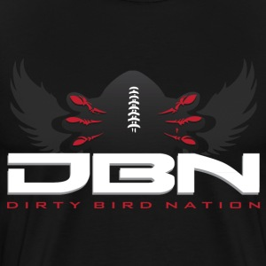 Dirty Bird Nation (The DBN) T-Shirts - Men's Premium T-Shirt