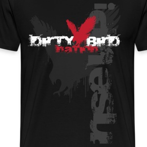 Dirty Bird Nation RISE UP! T-Shirts - Men's Premium T-Shirt