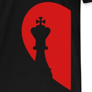 King of Love 2 T-shirts - T-shirt premium pour hommes