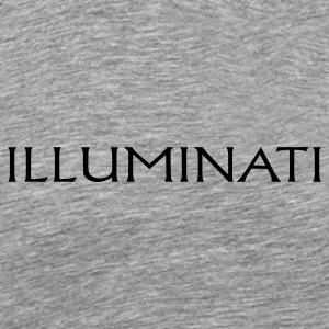 ILLUMINATI Trademark T-Shirts - Men's Premium T-Shirt