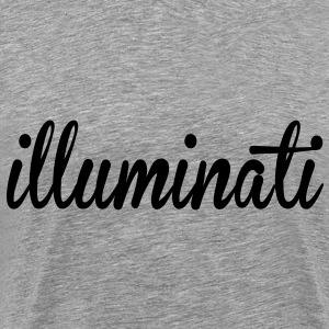 Illuminati T-Shirts - stayflyclothing.com - Men's Premium T-Shirt