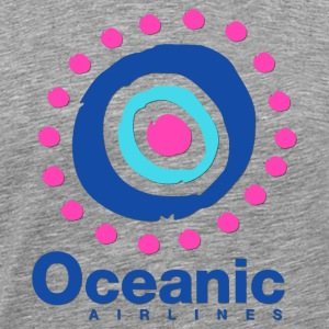 Oceanic Airlines 1 - Men's Premium T-Shirt