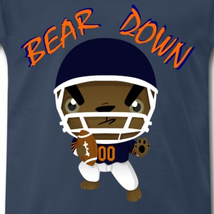 Bear Down! (CHICAGO BEARS) T-Shirts T-Shirts - Men's Premium T-Shirt