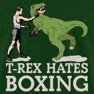 Design ~ T-Rex Hates Boxing