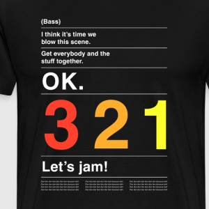 Cowboy Bebop's Tank! by The Seatbelts - Men's Premium T-Shirt