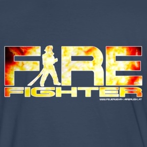 Fire Fighter Shirt - Men's Premium T-Shirt