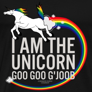 I am the Unicorn T-Shirts - Men's Premium T-Shirt