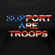 Design ~ Support are Lady troops!