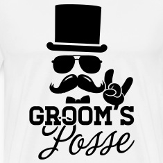 Groom Wedding Marriage Stag night bachelor party T-Shirts