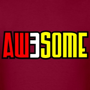 aw3some T-Shirts - Men's T-Shirt