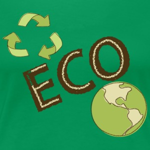 Eco Friendly Womens T-Shirts - Women's Premium T-Shirt