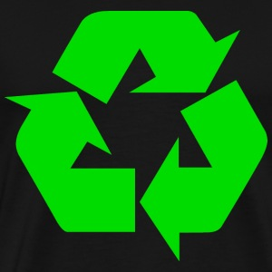 Recycle T-Shirt - Men's Premium T-Shirt