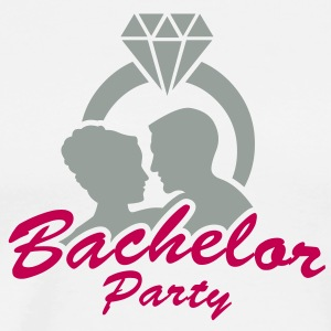 Bachelor Party_v2 T-Shirts - Men's Premium T-Shirt