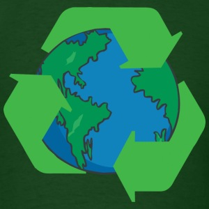 Earth Day T-Shirt - Men's T-Shirt
