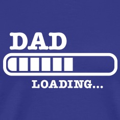 dad loading T-Shirts