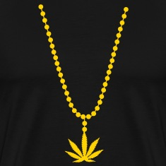 weed necklace T-Shirts