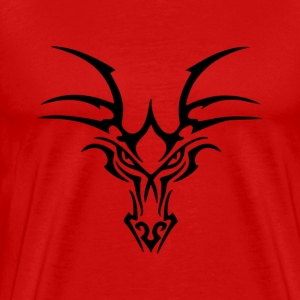 Dragon Glare - Men's Premium T-Shirt