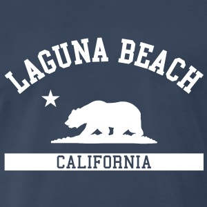 Laguna Beach T-Shirt - Men's Premium T-Shirt