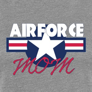 Proud Airforce Mom - Women's Premium T-Shirt
