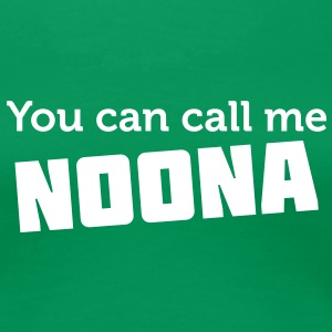 You Can Call Me Noona Women's T-Shirts - Women's Premium T-Shirt